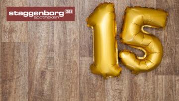 15 Jahre Staggenborg Apotheke Elmshorn